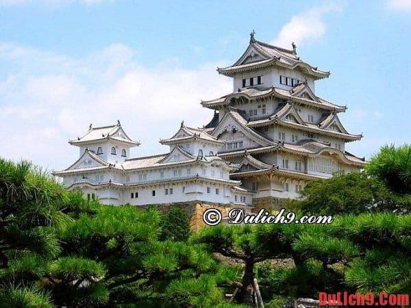 Lâu đài Fukuoka - Điểm tham quan đẹp, hấp dẫn và thú vị nhất trong chuyến du lịch Fukuoka, Nhật bản tự túc