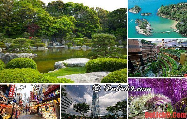 Những điểm du lịch nên đi nhất ở Fukuoka, Nhật Bản