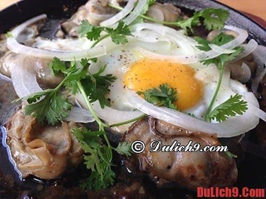 Hàu né - món ăn độc lạ và hấp dẫn ở quận Tân Bình nên thử một lần khi du lịch Sài Gòn