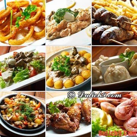 Những món ăn ngon và độc đáo ở Sài Gòn không thể không ăn thử