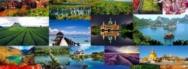 Tháng 8-mùa thu nên đi du lịch ở đâu giá rẻ, tự túc tuyệt vời nhất?