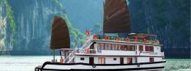 Thuê tàu và thuyền tham quan vịnh Hạ Long ở đâu và giá bao nhiêu?