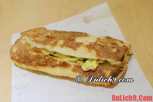 Du lịch Đài Bắc và thưởng thức món ngon bánh mỳ cuộn trứng Fu Hang nổi tiếng