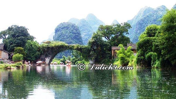 Những địa điểm du lịch Nam Ninh nổi tiếng/ Đi đâu. chơi gì khi du lịch Nam Ninh?