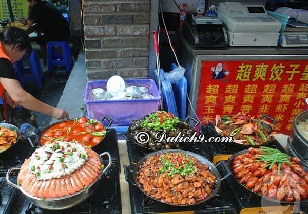 Đặc sản món ngon Nam Ninh/ Ăn gì, ở đâu khi du lịch Nam Ninh?
