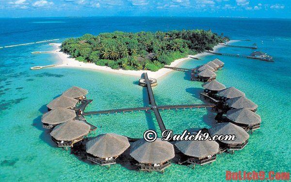 Bí quyết du lịch Maldives giá rẻ