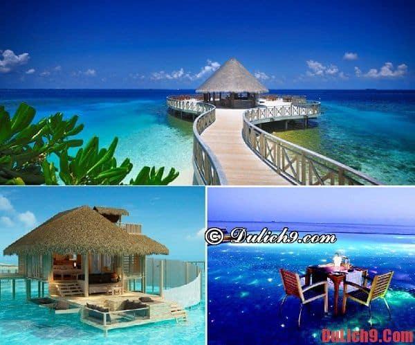 Du lịch Maldives 4 ngày