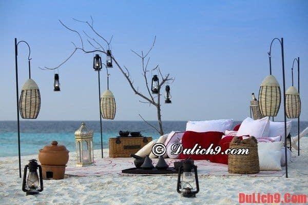 Bí quyết du lịch Maldives giá rẻ, ở resort 4 sao với chi phí thấp hơn 20 triệu