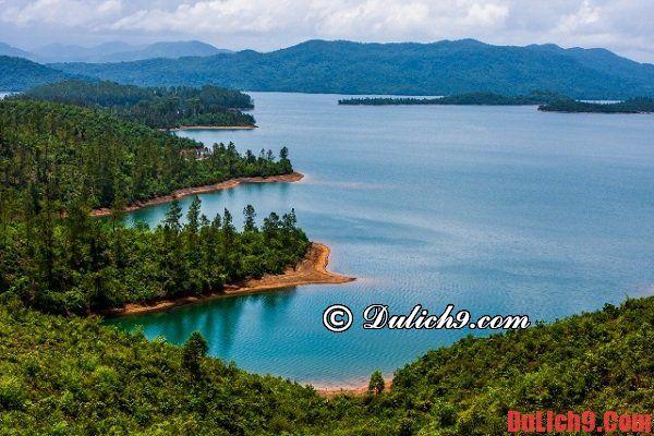 Hồ Phú Ninh - Địa điểm du lịch sinh thái hấp dẫn, thích hợp phượt trong ngày ở Đà Nẵng