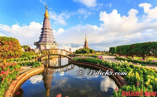Du lịch Chiang Mai nên mua sắm ở đâu?