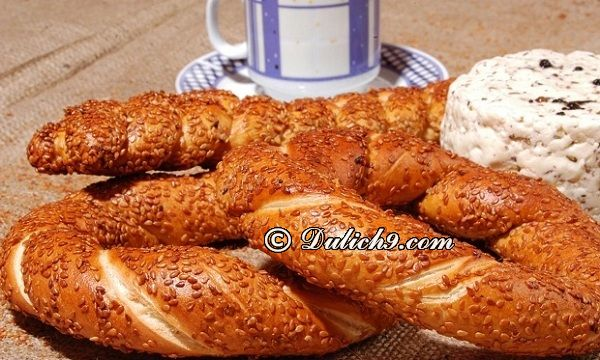 Ăn gì khi du lịch Istanbul? Món ăn ngon, đặc sản Istanbul