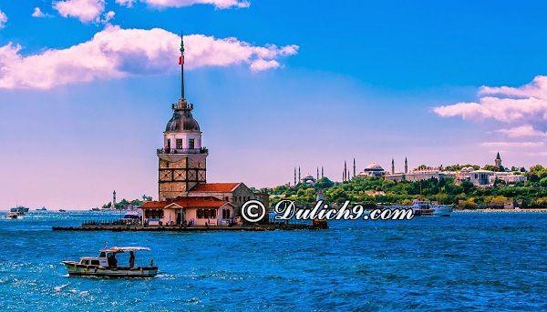 Nên du lịch Istanbul trong thời điểm nào/ Thời điểm lí tưởng du lịch Istanbul