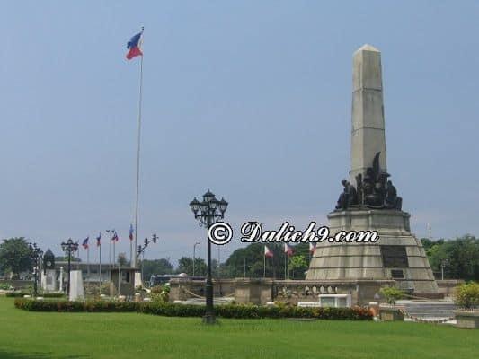 Những địa điểm du lịch Manila nổi tiếng/ Nên đi đâu chơi ở Manila?