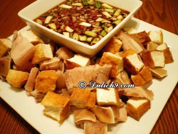 Ăn gì ngon ở Manila/ Món ngon, đặc sản ở Manila