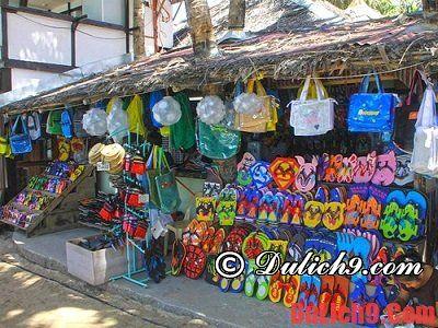 Giày dép Kaycee - Du lịch Boracay, Philippines mua gì làm quà cho người thân, bạn bè?