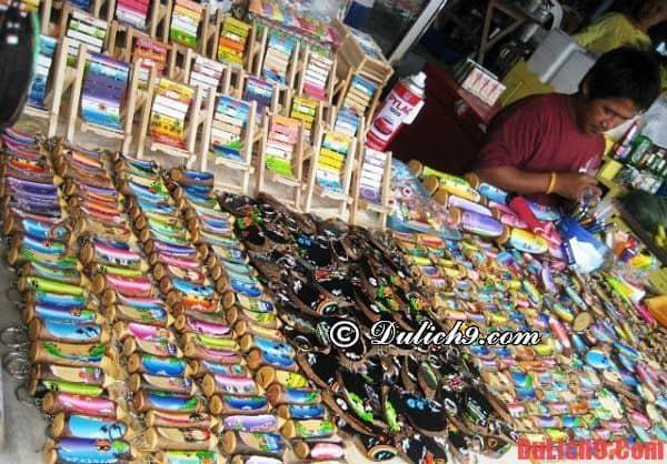 Móc khóa - Món đồ lưu niệm phổ biến nên mua nhất khi du lịch Philippines