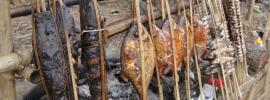 Cá suối nướng - Món ngon dân đã nhất định phải thử khi du lịch Sapa