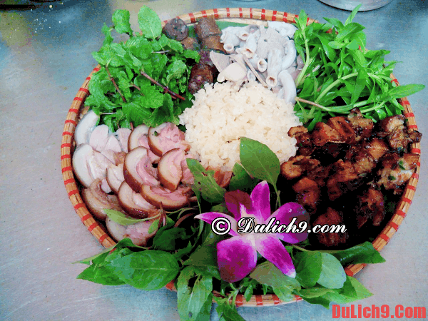 Món ăn không thể bỏ qua khi du lịch Tam Đảo