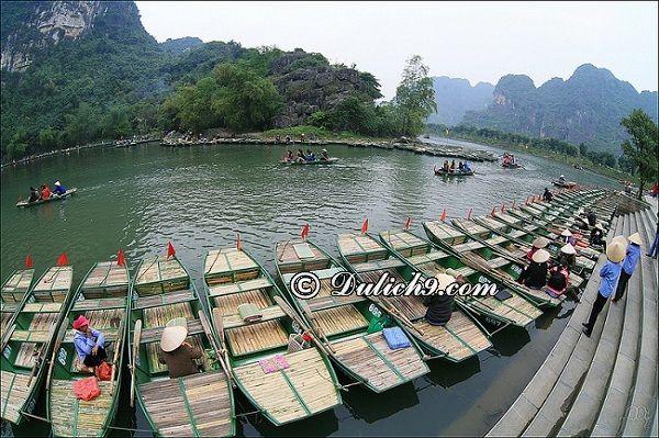 Du lịch Tràng An - Bái Đính đi như thế nào từ Hà Nội, phương tiện?