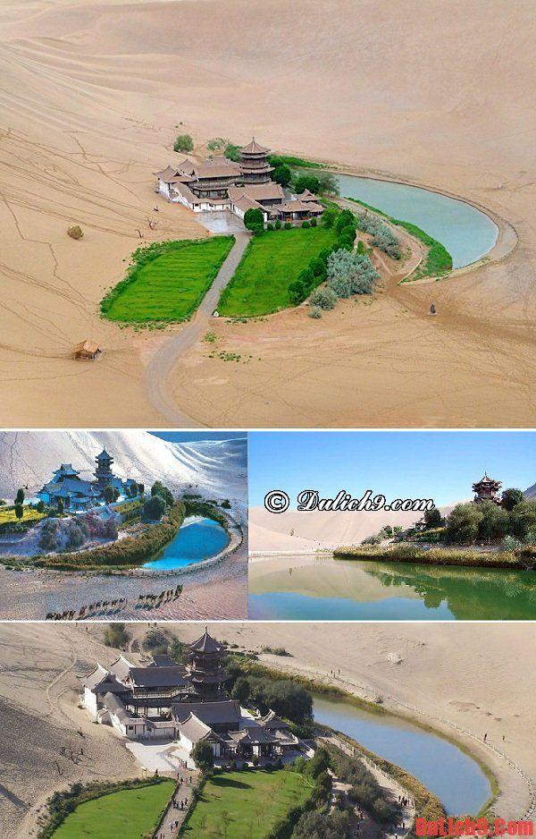 Sa mạc Gobi - Điểm du lịch tuyệt vời và nổi bật nên đến nhất khi du lịch Mông Cổ, Trung Quốc
