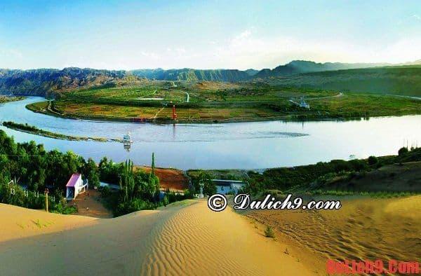 Du lịch Trung Quốc khám phá và chiêm ngưỡng những sa mạc tuyệt đẹp nhất