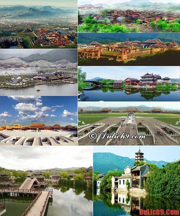 Phim trường cổ trang Hoành Điếm - Điểm tham quan, khám phá nổi tiếng nên đến nhất khi du lịch Trung Quốc