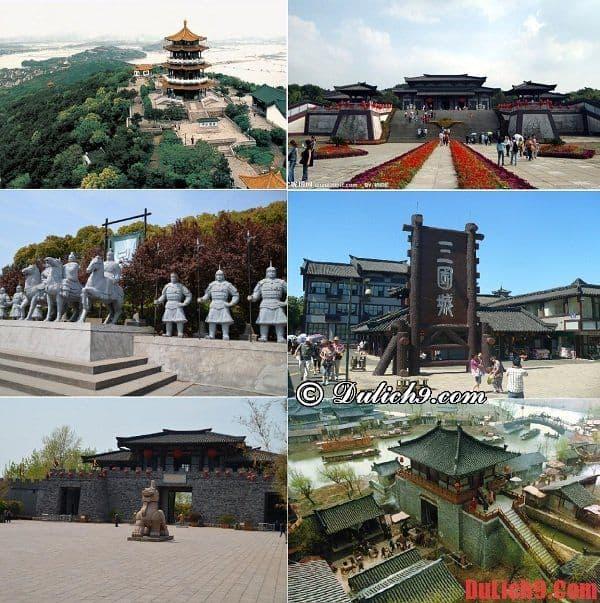 Phim trường Vô Tích - Du lịch Trung Quốc tham quan và khám phá phim trường đẹp nhất Trung Quốc