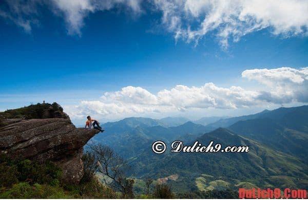 Hướng dẫn chinh phục đỉnh Pha Luông