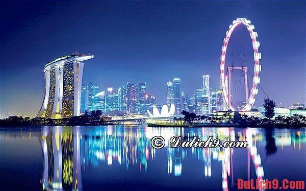 Hướng dẫn du lịch Singapore 4 ngày với 5 triệu đồng