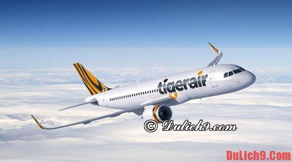 Săn vé máy bay giá rẻ khi du lịch Singapore
