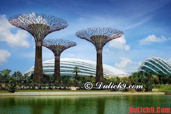 Điểm tham quan tại Singapore