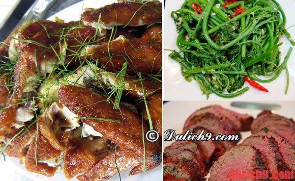 Món ăn ngon và nổi tiếng ở Tam Đảo