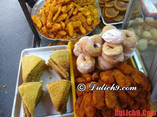 Những món ăn ngon và nổi tiếng khi du lịch Kota Kinabalu
