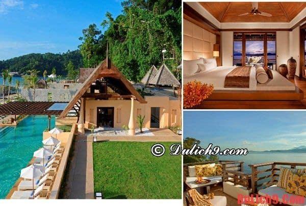 Thuê khách sạn khi du lịch Kota Kinabalu