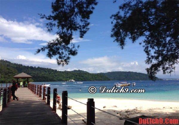 Địa điểm tham quan ở Kota Kinabalu