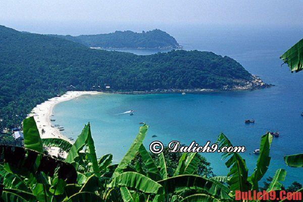 Chia sẻ kinh nghiệm du lịch Kota Kinabalu - địa điểm tham quan