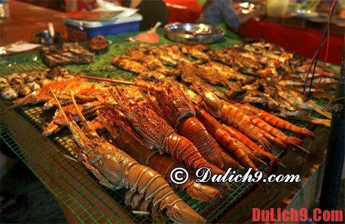 Ăn uống ở Kota Kinabalu