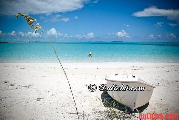 Địa điểm du lịch ở Bahamas