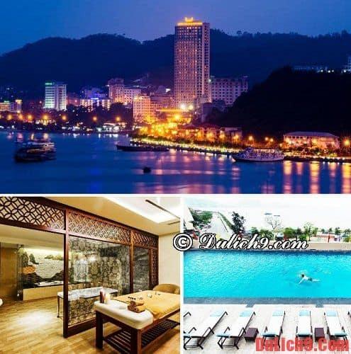 Kinh nghiệm du lịch Bãi Cháy - Khách sạn ở Bãi Cháy