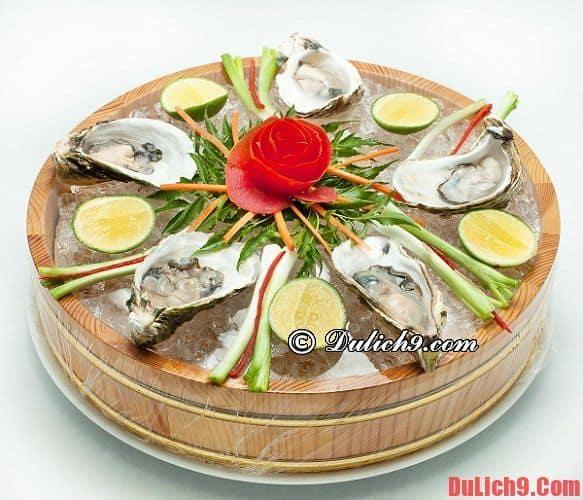 Ăn gì khi du lịch Bãi Lữ