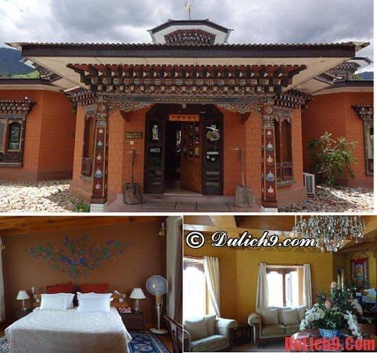 Thuê khách sạn ở Bhutan