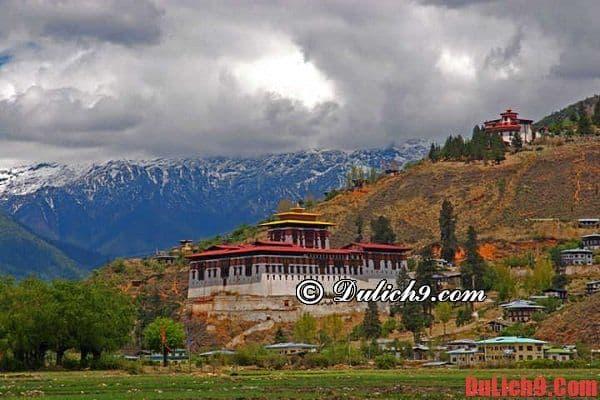 Gợi ý lịch trình du lịch Bhutan 6 ngày 5 đêm