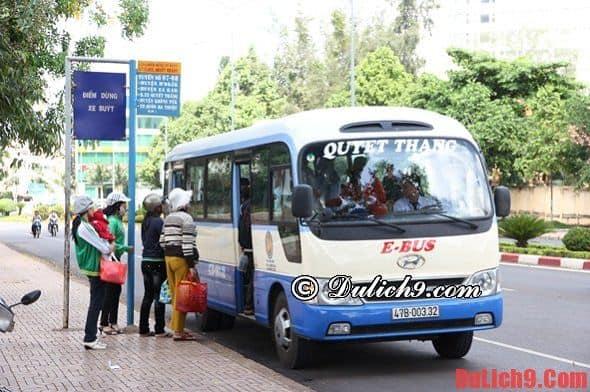 Phương tiện di chuyển, tham quan, du lịch Cam Ranh giá rẻ và thuận lợi nhất