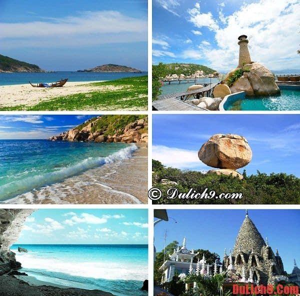 Du lịch Cam Ranh tự túc và vui vẻ nên tham quan, khám phá những địa điểm, thắng cảnh nào?