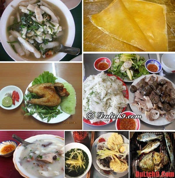 Nên ăn đặc sản, món ngon gì và ăn ở đâu khi du lịch Cam Ranh tự túc ăn uống
