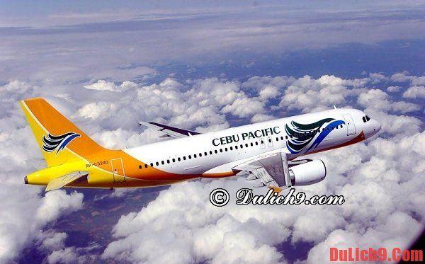 Chia sẻ lộ trình du lịch Cebu thuận lợi và nhanh chóng từ Việt Nam