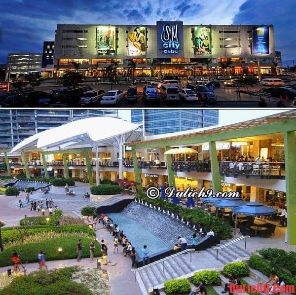 Địa chỉ mua sắm nổi tiếng ở Cebu