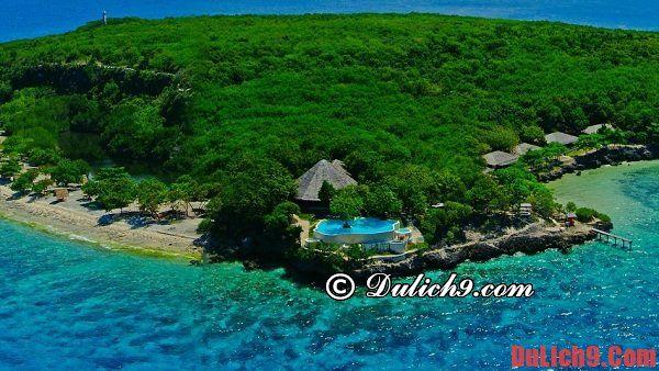 Kinh nghiệm du lịch đảo Cebu, Philippines giá rẻ, tự túc, thuận lợi và vui vẻ