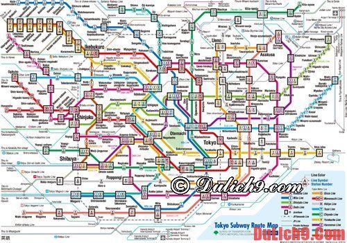 Kinh nghiệm du lịch Hàn Quốc lần đầu khi đi tàu điện ngầm