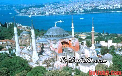Chia sẻ kinh nghiệm du lịch Istanbul đầy đủ
